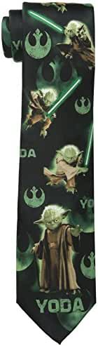 Star Wars Men's Master Yoda Tie