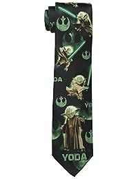 Star Wars Men's Master Yoda Tie