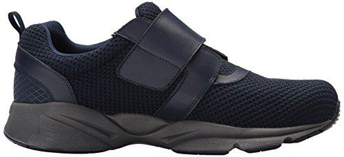 Propét Mens Stabilità X Strap Sneaker Blu Scuro