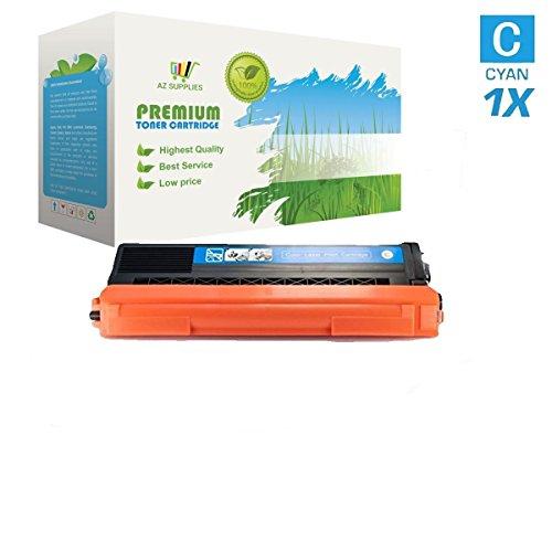 AZ Supplies © Premium OEM Quality TN315 Cyan Toner Cartridge Professionally  Remanufactured for Brother DCP-9055, DCP-9055CDN, HL-4150CDN, HL-4570CDW,