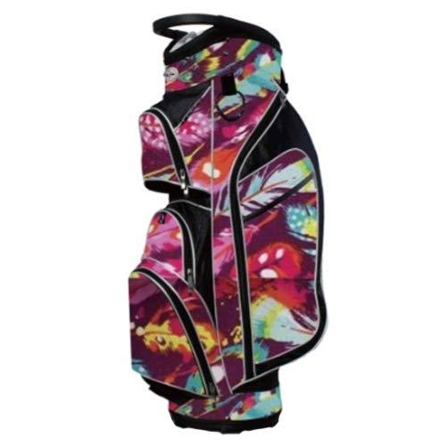 Taboo Golf Women Monaco Lightweight Cart Bag Native Joy