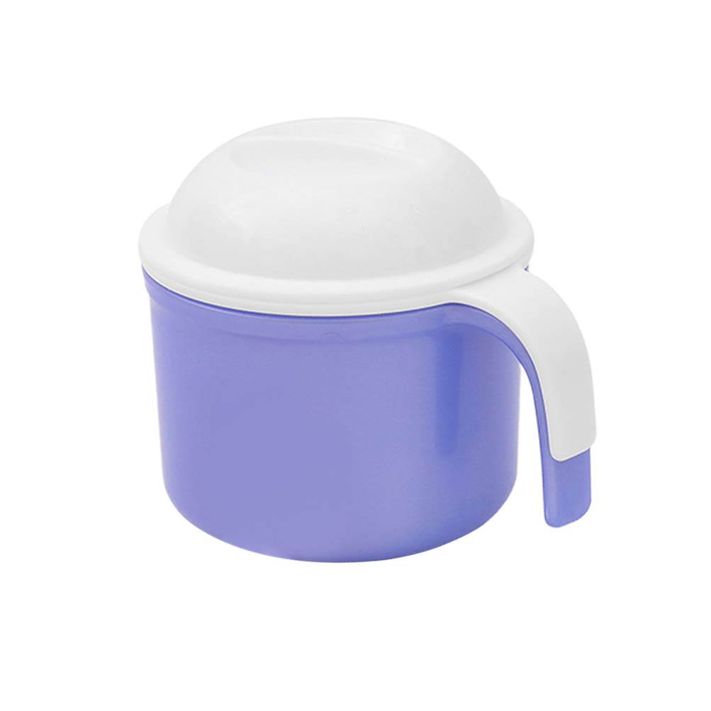 EXCEART Denture Case Box Denture Cup with Strainer Denture Bath Box False Teeth Storage Box Container Holder for Travel Retainer Cleaning : Beauty