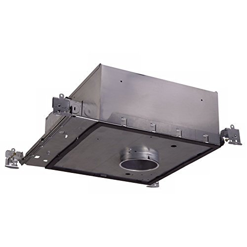 HALO Recessed H36LVICAT 3-Inch Housing IC Air-Tite Shallow Ceiling 12-Volt Low Voltage ()