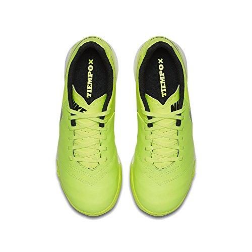 Nike Jungen Tiempox Legend Vi Ic Fußballschuhe gelb - schwarz