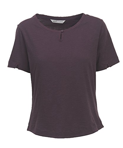 woolrich-womens-bell-canyon-eco-rich-tee-eggplant-xl