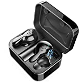 Product review for Wireless Earbuds, Magic Buds True Wireless Bluetooth Headphones/Headset 5.0 Mini in Ear Sport Earphones with Automatic Connected IPX6 Waterproof 3D Stereo Sound HD Microphone for iPhone, Android iOS