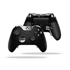 Get pro-level precision with the Xbox Elite Wireless Controller, featuring an arsenal of swappable components, Hair Trigger Locks, and limitless customization with an easy-to-use app. Choose from a variety of thumbsticks, D-pads, and p...