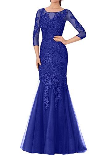 Ivydressing - Vestido - para mujer azul real