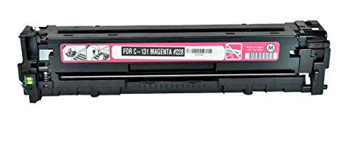 SPEEDY TONER Canon 131 Remanufactured Magenta Laser Toner...
