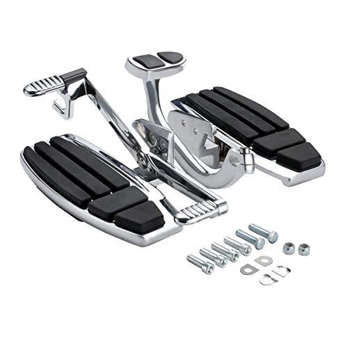 - TCT-MT Floorboard Driver Foot Board Set Kit Fit For Honda Gold Wing All 2001-2017 GL1800 & 2013-2016 F6B Models; 2014-2015 Valkyrie