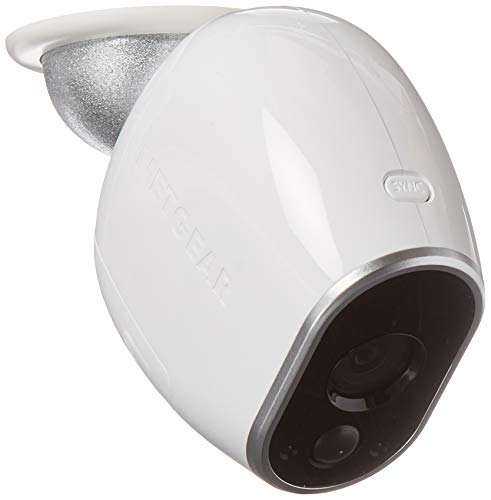 NETGEAR Security Camera, White (VMS3230-100NAR)