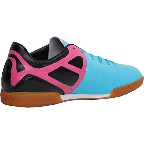Umbro UX1 Club Chaussures de football en salle/soccer pour homme - Bleu/Rose/Noir