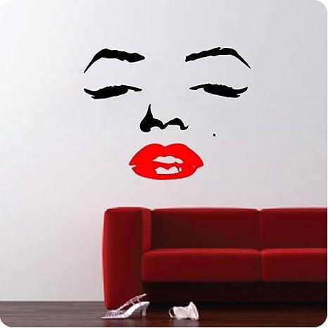 Marilyn Monroe decals