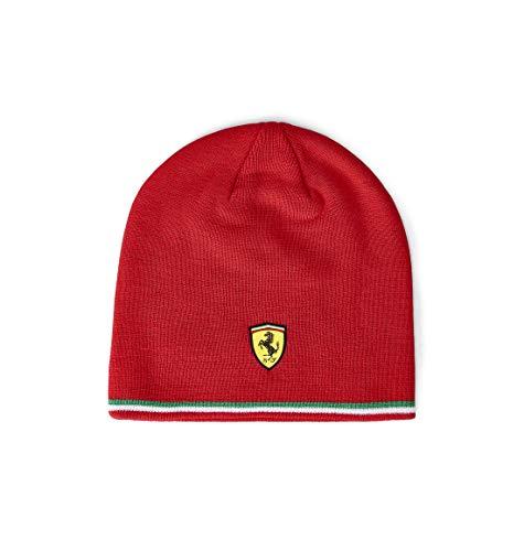 Ferrari Beanie - Scuderia Ferrari Beanie Red