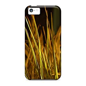 For EjnIi9065zQXAw Grass Blades Protective Case Cover Skin/iphone 5c Case Cover