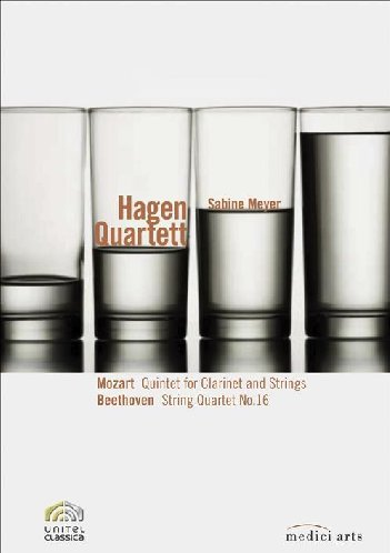 Hagen Quartett: Mozart: Quintet for Clarinet and Strings / Beethoven: String Quartet No. - Quartets Clarinet String