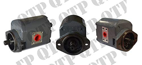 - John Deere AL200830 Hydraulic Pump John Deere 6000 6000 Series 6100, 6200, 6300, 6400, 6010 Series 6110, 6210, 6310, 6410, 6510, 6610, 6020 Series 6120, 6220, 6320, 6420, 6520, 6620, 6030 Series 6130,