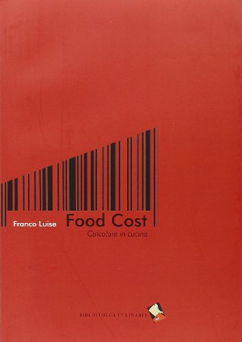 Food cost calcolare in cucina