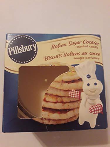 (Pillsbury Italian Sugar Cookies Scented Candle )