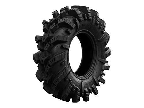 SuperATV Intimidator All-Terrain Tires - Set of 4 - RZR, X3, General, Maverick, Ranger, Rock & All Terrain UTV - 30x10-14