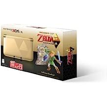 Nintendo 3DS XL Gold/Black - Limited Edition Bundle with The Legend of Zelda: A Link Between Worlds
