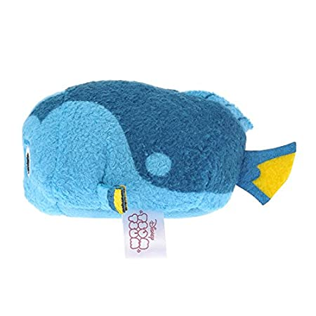 Amazon.com: Mini peluche Tsum Tsum Bébé Dory, Le Monde de Dory / Nemo Disney Exclusivité Japonaise: Toys & Games