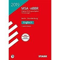 Original-Prüfungen MSA/eBBR - Englisch - Berlin/Brandenburg