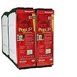 """Honeywell - POPUP2400 POPUP Air Filter 16"""" x 28"""" x 5"""" MERV 11 - 2 Pack"""