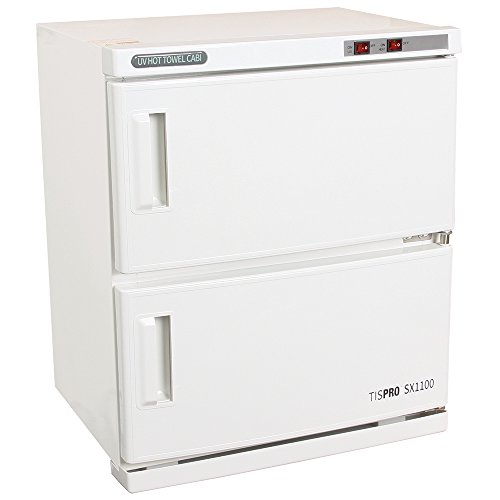 TISPRO SX1100 Double Hot Towel Cabinet by TIS PRO