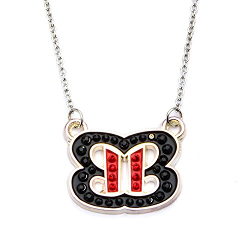 WWE Bella Twins with Bling Pendant Stainless Steel Necklace