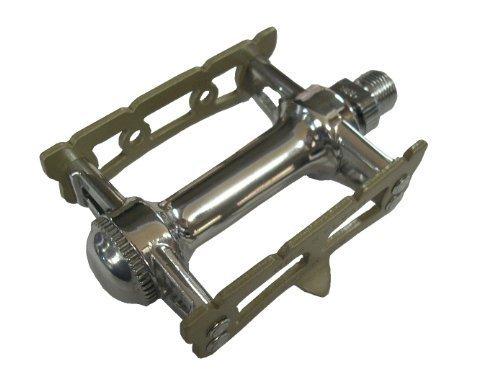 Mks Sylvan Prime Track Pedals - 1 Pair, 9/16