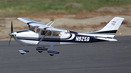 - FMS Sky Trainer 182 PNP, 1400mm: Blue, FMM007PAB