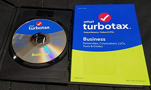 Intuit TurboTax Business 2018 (PC Software)