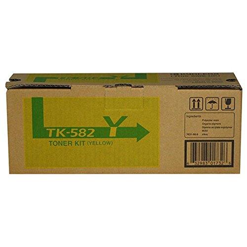 KYOTK582Y - Yellow Toner (2800 Yield)