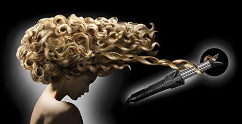 Imetec Bellissima S1 700 - Rizador de pelo/moldeador, 25 mm, rizos fáciles y rápidos, color negro: Amazon.es: Salud y cuidado personal
