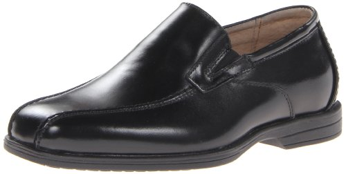 Florsheim Kids Boys' Reveal Bike Slip Jr, Black, 7 Medium Big Kid ()