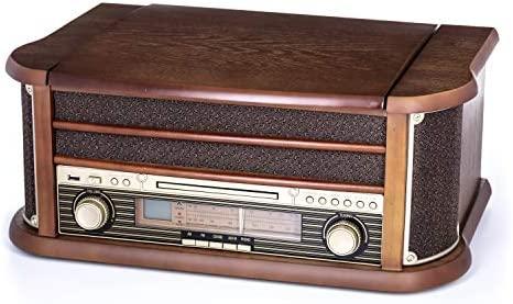 Camry CR-1111 Tocadiscos con Radio y Funcion grabacion. con ...