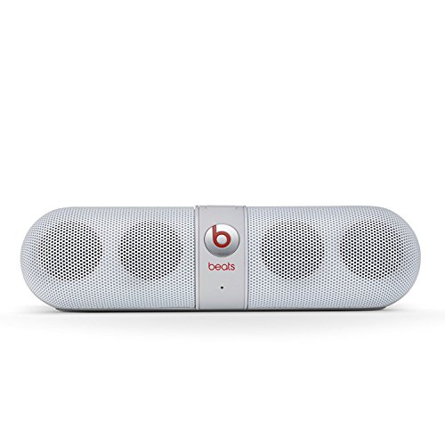 Beats Pill 2.0 Portable Speaker White