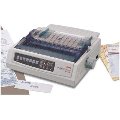 OKI62415901 - Oki Microline 390 Turbo/n 24-Pin Dot Matrix Printer (Oki Microline 390 Turbo 24 Pin Printer)