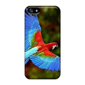 STWanke Premium Protective Hard Case For Iphone 5/5s- Nice Design - Arara