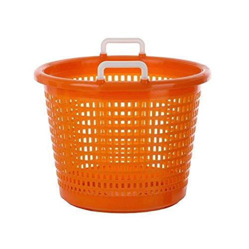 Joy Fish Fishing Basket, Orange, 40 lb.