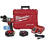 "Milwaukee M18 FUEL 1/2"" Hammer Drill with One Key Kit"