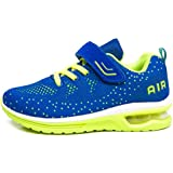 Ukris Kids Breathable Knit Sneakers Lightweight...