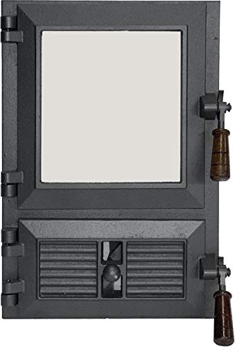 Sellon H0312 - Puerta para Horno (Hierro Fundido, Puerta para ...