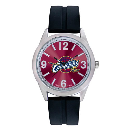 """Game Time Men's NBA-VAR-CLE """"Varsity"""" Watch - Cleveland Cavaliers"""