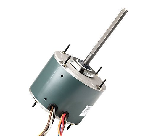 Lennox Y4645, FirstChoice WG840469-EW Multiple Horsepower Condenser Fan Motor, CF, 208-230V, 60Hz, 825 RPM, 2 Speed, 1/3-1/6 HP, 1.9/1.2 FLA ()