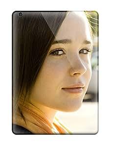 7204277K64021590 Ipad Air Ellen Page Print High Quality Tpu Gel Frame Case Cover