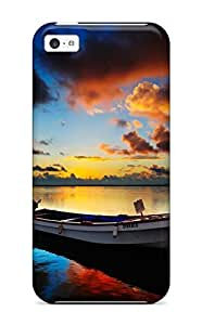 For , High Quality Sunrise Hdr For Iphone 5/5S Case Cover over Cases