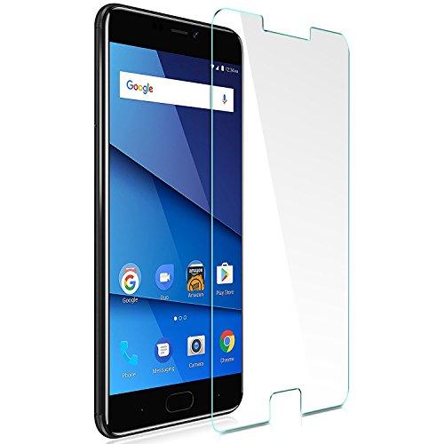 BLU VIVO 8 Screen Protector, KuGi BLU VIVO 8 Screen Protector, 9H Hardness HD Clear Tempered Glass Screen Protector for BLU VIVO 8 Smartphone(Clear)