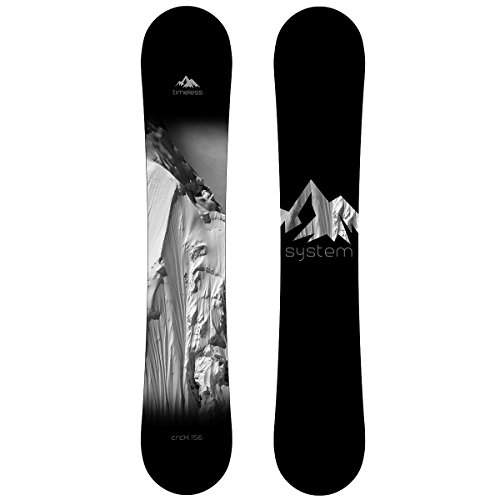 System Timeless CRCX Men's Snowboard 158 cm Wide